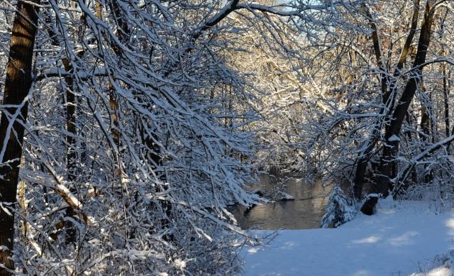snowsunriver
